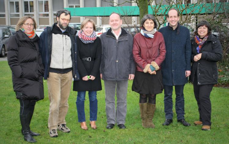 IALE-Europe EC meeting in Ghent, 19 January 2015