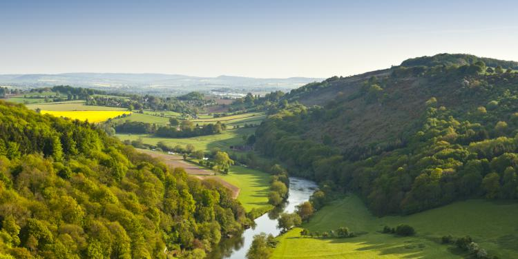 River Wye, Herefordshire
